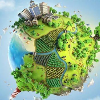 Traducción de medio ambiente y cambio climático.